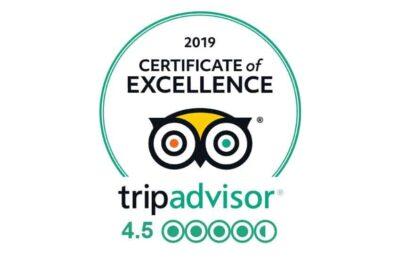 Swanley Park Tripadviser Rating 2019
